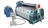 Four Roller Plate Bending Machine